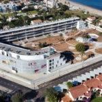 Architekturfoto Luftaufnahme